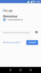 Nokia 1 - E-mail - Configuration manuelle (gmail) - Étape 9