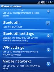 Sony Ericsson Xperia X10 Mini - Mms - Manual configuration - Step 5