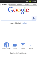 Samsung I9001 Galaxy S Plus - Internet - internetten - Stap 4