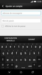 HTC Desire 610 - E-mails - Ajouter ou modifier un compte e-mail - Étape 6