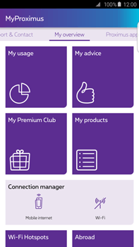 Samsung Galaxy S6 edge+ - Applications - MyProximus - Step 14