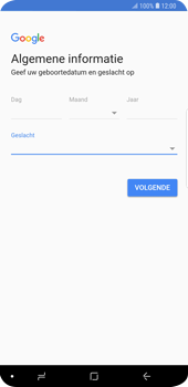 Samsung Galaxy S9 Plus (SM-G965F) - Applicaties - Account aanmaken - Stap 8