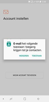 Samsung galaxy-a8-2018-sm-a530f-android-oreo - E-mail - Account instellen (IMAP zonder SMTP-verificatie) - Stap 5