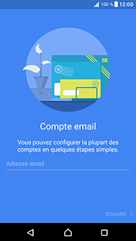 Sony Xperia XA1 Ultra - E-mails - Ajouter ou modifier un compte e-mail - Étape 6