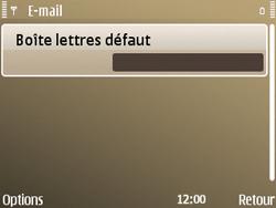 Nokia E72 - E-mail - Configuration manuelle - Étape 30