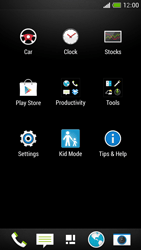 HTC One Mini - Internet - Enable or disable - Step 3
