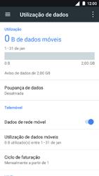 Nokia 5 - Internet no telemóvel - Como ativar os dados móveis -  6