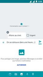 Nokia 3 - MMS - envoi d'images - Étape 14