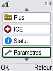 Doro Phone Easy 621 - Sécuriser votre mobile - Personnaliser le code PIN de votre carte SIM - Étape 3