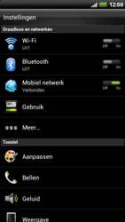 HTC Z715e Sensation XE - OS 4 ICS - Bellen - in het buitenland - Stap 5