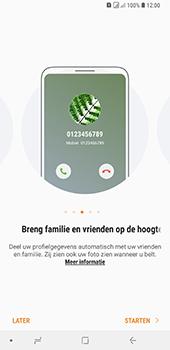 Samsung Galaxy A9 - Contactgegevens overzetten - delen via Bluetooth - Stap 4