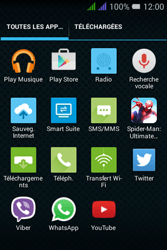 Alcatel Pixi 3 Dual Sim - Contact, Appels, SMS/MMS - Envoyer un SMS - Étape 3