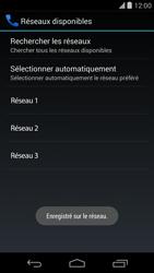 LG D821 Google Nexus 5 - Réseau - utilisation à l'étranger - Étape 13