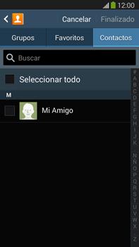 Samsung Galaxy Note 3 - E-mail - Escribir y enviar un correo electrónico - Paso 6