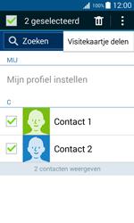 Samsung Galaxy Xcover 3 (SM-G388F) - Contacten en data - Contacten overzetten via Bluetooth - Stap 8