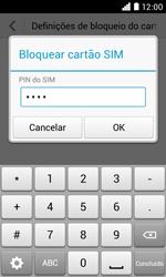 NOS LUNO - Segurança - Como ativar o código PIN do cartão de telemóvel -  8