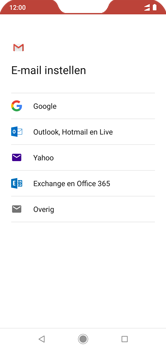 Xiaomi mi-a2-lite-dual-sim-m1805d1sg - E-mail - Account instellen (IMAP met SMTP-verificatie) - Stap 7