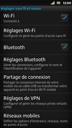 Sony ST25i Xperia U - Internet - activer ou désactiver - Étape 5