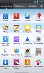 LG E975 Optimus G - Internet - navigation sur Internet - Étape 2