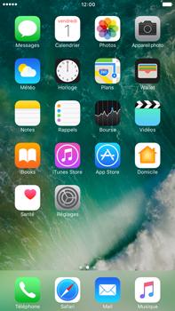 Apple iPhone 7 Plus - Applications - Personnaliser l