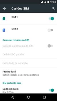 Motorola Moto X Play - Internet (APN) - Como configurar a internet do seu aparelho (APN Nextel) - Etapa 7