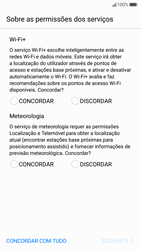 Huawei P10 - Primeiros passos - Como ligar o telemóvel pela primeira vez -  7