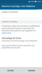HTC Desire 626 - Premiers pas - Créer un compte - Étape 35