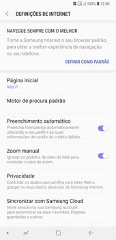 Samsung Galaxy A6 Plus DualSim - Internet no telemóvel - Como configurar ligação à internet -  27