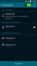 Samsung G900F Galaxy S5 - Bluetooth - headset, carkit verbinding - Stap 8