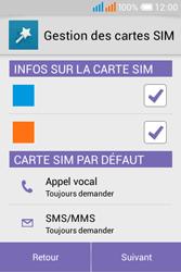 Alcatel OT-4015X Pop C1 - Premiers pas - Créer un compte - Étape 6
