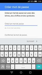 Huawei Y6 (2017) - Applications - Créer un compte - Étape 11