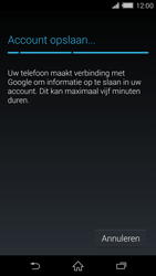 Sony Xperia Z2 4G (D6503) - Applicaties - Account aanmaken - Stap 15