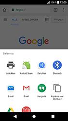Sony Xperia XZ - Android Oreo - Internet - internetten - Stap 21