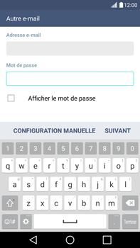 LG G4 - E-mails - Ajouter ou modifier un compte e-mail - Étape 7