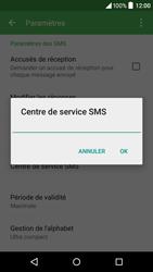 Alcatel Idol 3 (4.7) - SMS - Configuration manuelle - Étape 7