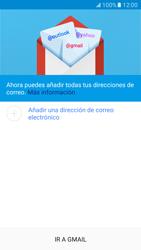Samsung Galaxy S7 - E-mail - Configurar Gmail - Paso 6