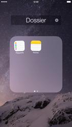 Apple iPhone 6 Plus iOS 8 - Applications - Personnaliser l