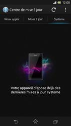 Sony C6603 Xperia Z - Réseau - Installation de mises à jour - Étape 8