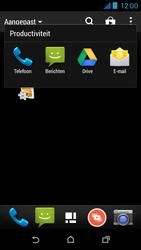 HTC Desire 310 - Voicemail - Handmatig instellen - Stap 4