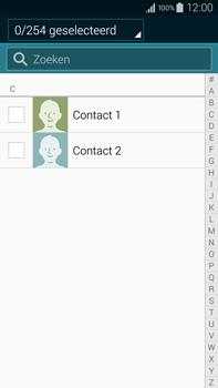Samsung Galaxy Note 4 4G (SM-N910F) - Contacten en data - Contacten kopiëren van toestel naar SIM - Stap 9