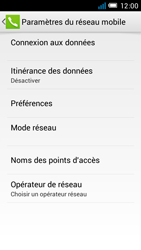 Alcatel OT-6012X Idol Mini - Mms - Configuration manuelle - Étape 6