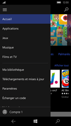 Microsoft Lumia 650 - Applications - Télécharger des applications - Étape 6