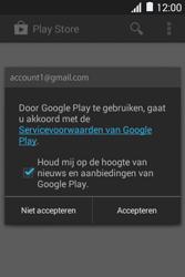 Samsung Galaxy Young2 (SM-G130HN) - Applicaties - Account aanmaken - Stap 23
