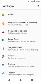 Sony Xperia XZ2 (H8216) - Software updaten - Update installeren - Stap 4