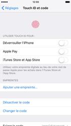Apple iPhone 7 - Sécuriser votre mobile - Activer le code de verrouillage - Étape 8