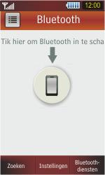 Samsung S5230 Star - Bluetooth - koppelen met ander apparaat - Stap 7