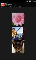 Alcatel OT-5050X Pop S3 - Photos, vidéos, musique - Envoyer une photo via Bluetooth - Étape 5