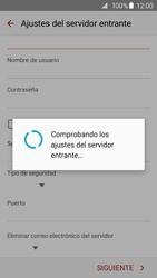 Samsung Galaxy S6 - E-mail - Configurar correo electrónico - Paso 11