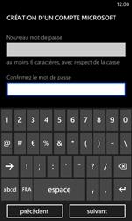 Nokia Lumia 520 - Applications - Créer un compte - Étape 16