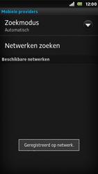 Sony ST25i Xperia U - Netwerk - gebruik in het buitenland - Stap 13